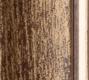 Moldura castanha riscada com friso dourado-1004-2