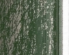 Moldura verde riscada com friso prata-1008-2