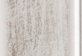 Moldura branca riscada com friso prata-1010-2