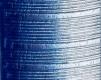 Moldura azul e branca de 4 cm-1020-2