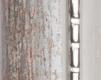 Moldura Cinzenta e Laranja de 1.7 cm-1039-2