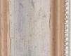 Moldura Azul e branca com friso Prata-1041-2