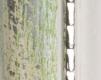 Moldura Verde com friso branco de 1.7 cm-1067I-2