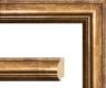Moldura Ouro Velho de 4 cm-125C-3