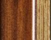Moldura Castanha com friso dourado de 3.1 cm-16-2