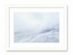 Moldura branco neve de 4 cm-68B-4