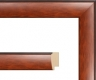 Moldura Castanha com friso exterior preto-MOLDURAS31-3