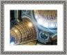Moldura Trabalhada Prateada de 5 cm-Molduras61-4