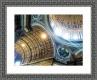 Moldura Trabalhada Prata Escura de 5 cm-Molduras63-4
