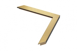 Moldura Ouro Riscado de 2.5 cm