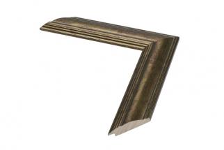 Moldura Ouro Velho de 4 cm