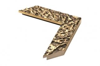 Moldura Dourada de 4.7 cm